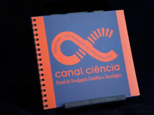 Cartilha Canal Ciência