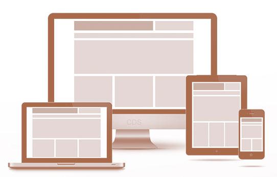 criação de sites em wordpress responsivos