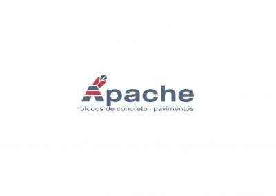 Identidade Visual Blocos Apache
