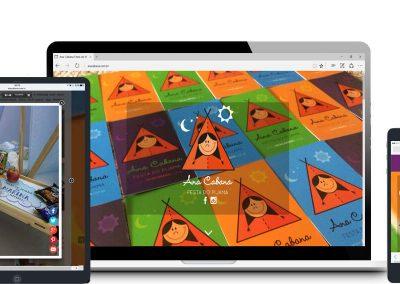 Website Ana Cabana