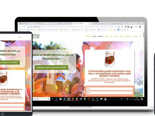 Redesign do Site Ipoema